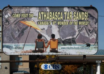 Come Visit The Athabasca Tar Sands