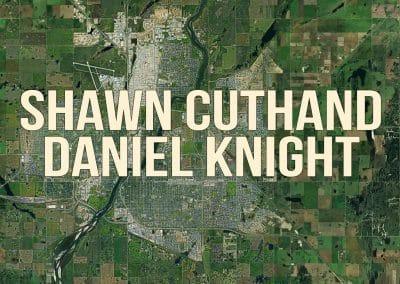 Daniel Knight & Shawn Cuthland